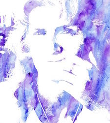 Robyn watercolour 1